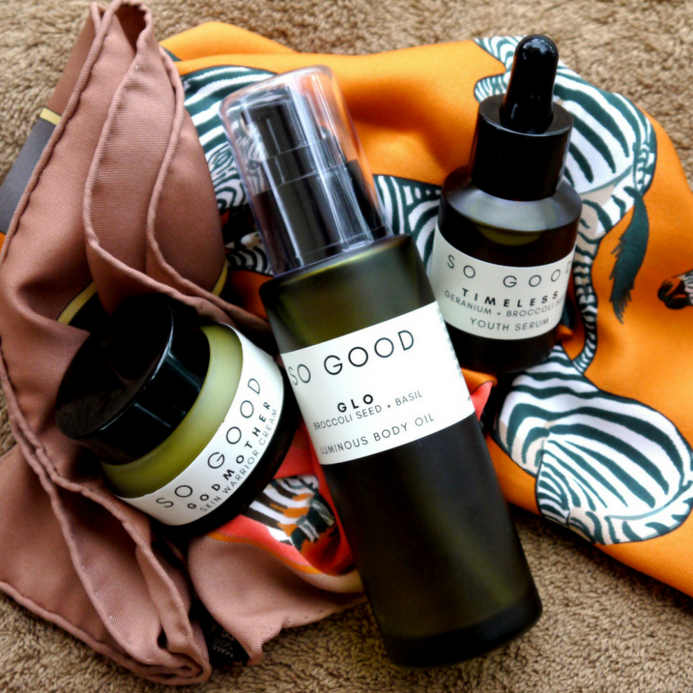 Glo By So Good Botanicals - All Natural Ingredients To Balance Skin And Help It Glow