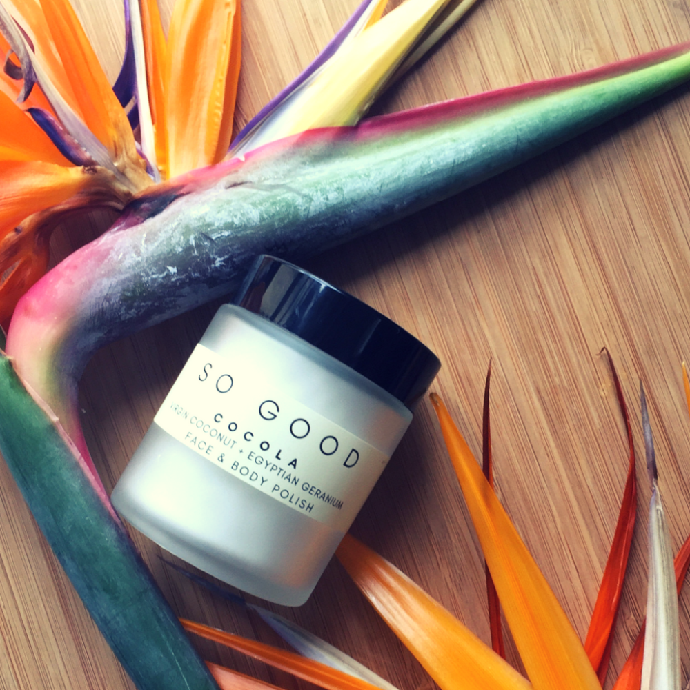 Cocola By So Good Botanicals - All Natural Ingredients To Balance Skin And Help It Glow