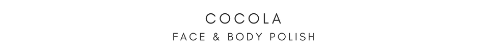 Cocola By So Good Botanicals - Beautiful Body Polish For Silk Satin Skin