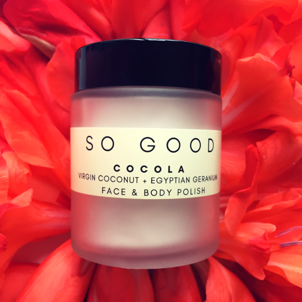 Cocola By So Good Botanicals - Beautiful Glowing Skin Naturally