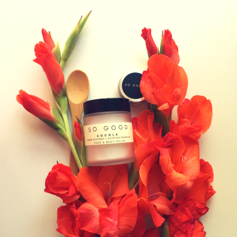 Cocola By So Good Botanicals - Truly Natural All Beautiful Luscious Body Polish