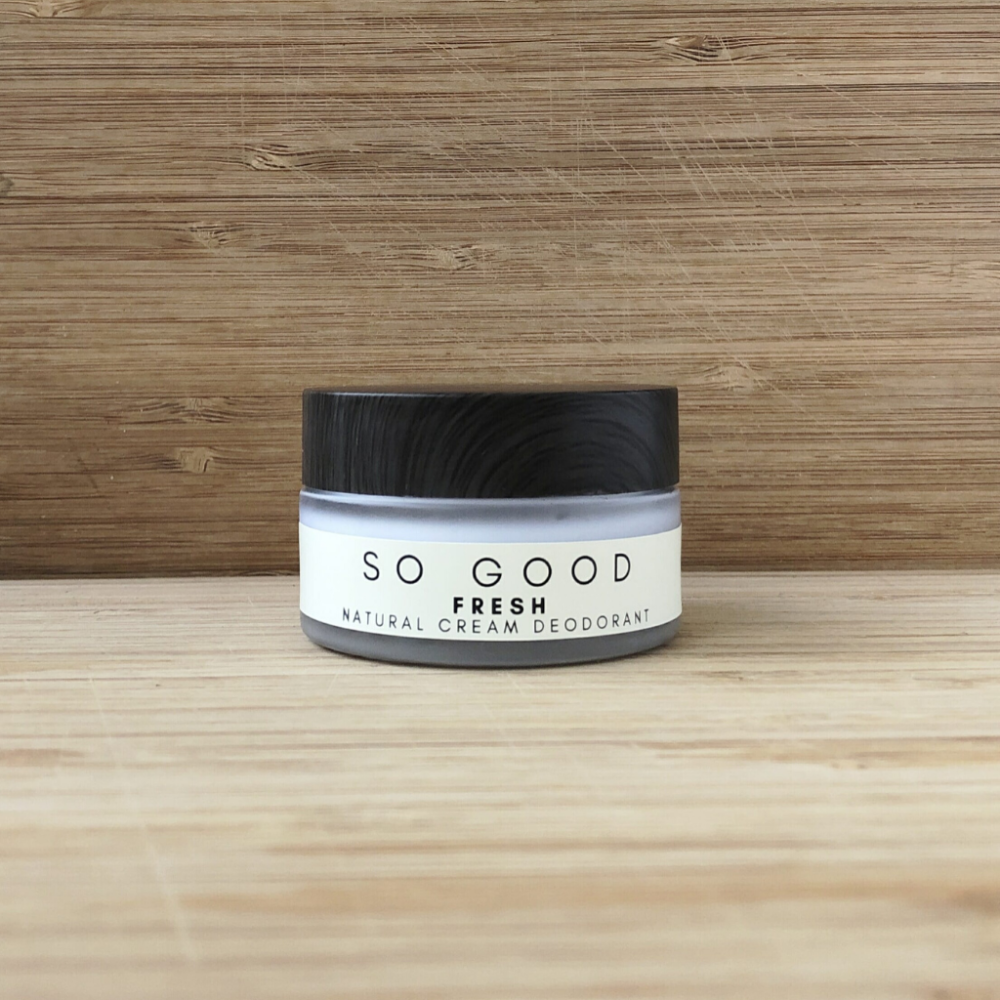 Fresh by So Good Botanicals – Natural & Organic Deodorant