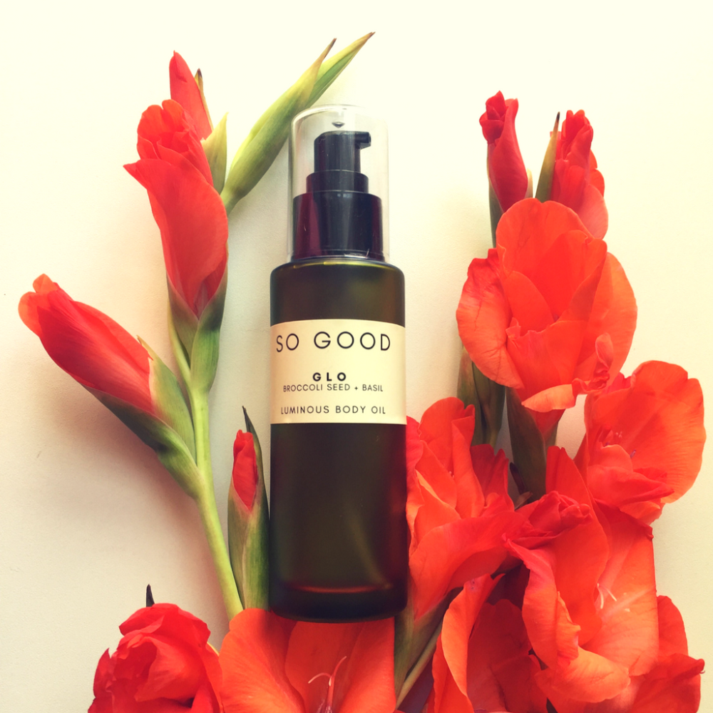 Glo By So Good Botanicals - Truly Natural All Beautiful Luminous Body Serum