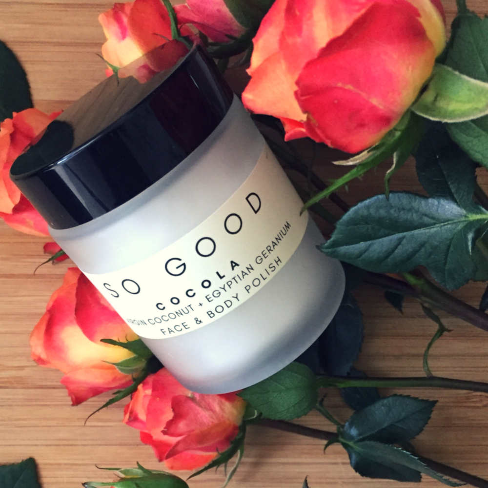 Glow Skin Set by So Good Botanicals – how to get glowing skin with healthy fats