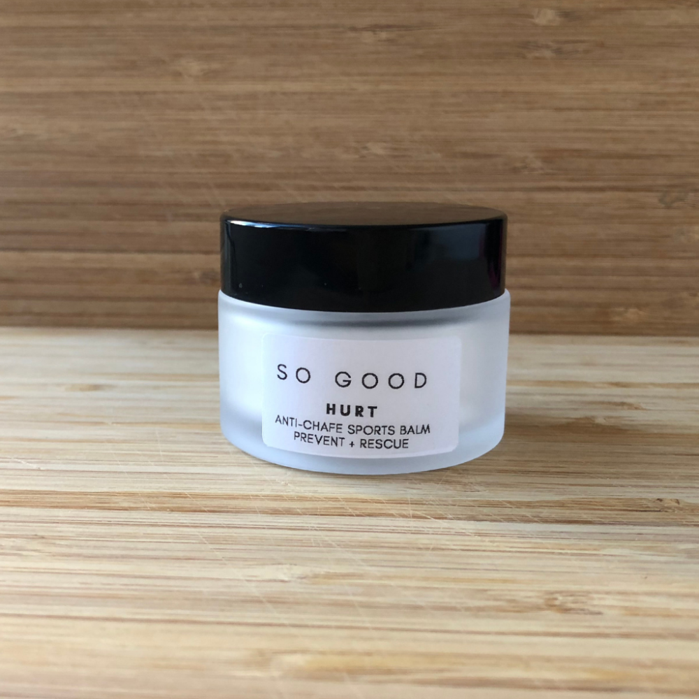 Hurt So Good – Anti Chafe Sports Cream for Cyclists by So Good Botanicals