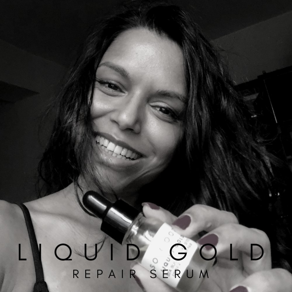 Liquid Gold Repair Serum : Product Description