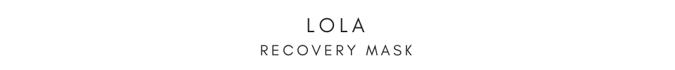 Lola By So Good Botanicals – Superfood Recovery Mask
