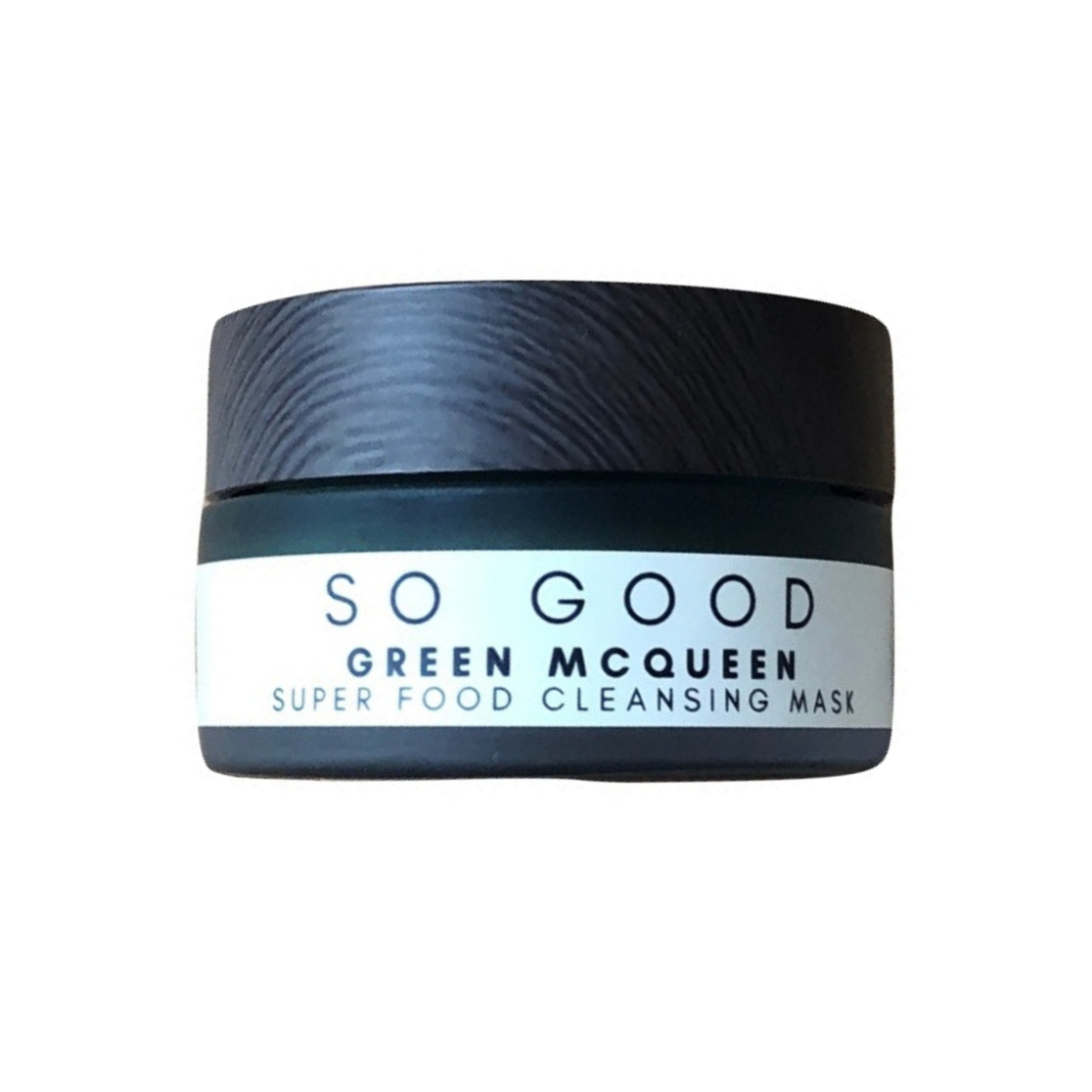 Raw Food Cleansing Mask by So Good Botanicals