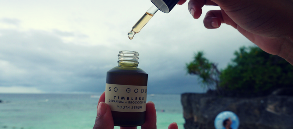 So Good Botanicals – Facial Oil and Serum – Why we love them